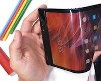 Bẻ gãy smartphone màn hình gập đầu tiên thế giới để thử độ trâu bò