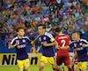 Kết quả Bình Dương 0-1 Hà Nội FC: Văn Quyết lập công, đội bầu Hiển sáng cửa vô địch