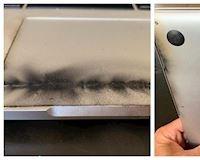 Bất ngờ MacBook Pro cháy nổ, anh em nên kiểm tra gấp nếu ko muốn rước họa vào thân