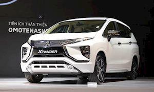 Bảng giá Mitsubishi Xpander 2019 mới nhất tháng 7/2019
