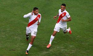 KẾT QUẢ Copa America 2019 Chile vs Peru (0-3): Người Peru tạo địa chấn