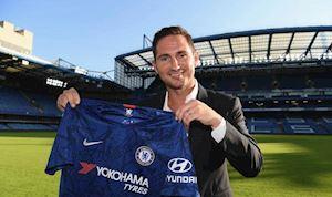 Frank Lampard CHÍNH THỨC trở thành HLV trưởng Chelsea
