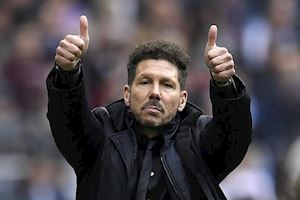 Simeone: 'Kẻ đốt tiền' vĩ đại của Atletico