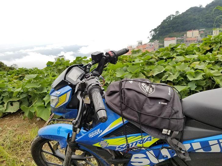 Cảm nhận khi chạy đường dài cùng Suzuki Raider