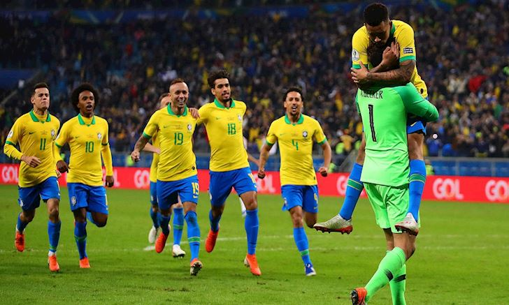 Chung ket Copa America 2019, Brazil - Peru: Noi niem ban tay nho anh 3