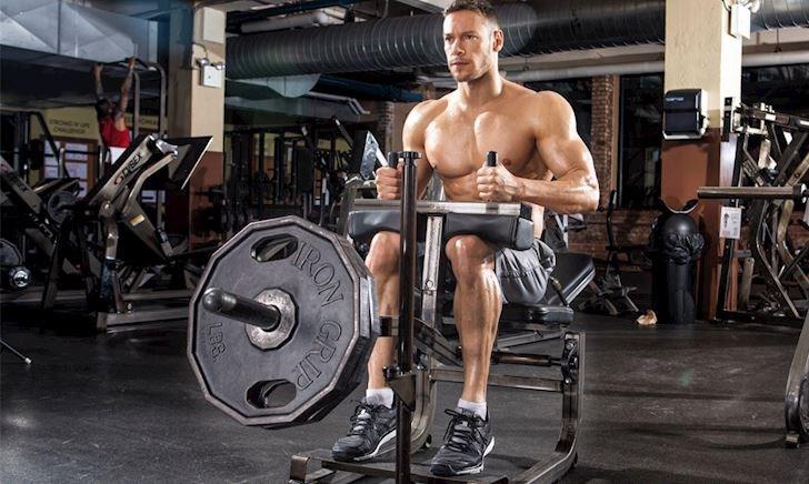 4 bài tập cho bắp chân to và khỏe hơn