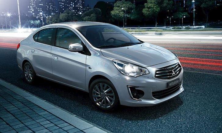 Bảng giá xe Mitsubishi Attrage 2019 mới nhất tháng 10/2019