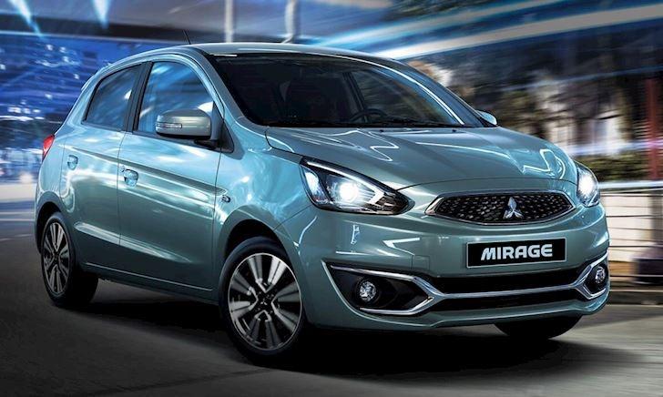 Bảng giá xe Mitsubishi Mirage 2019 mới nhất tháng 10/2019
