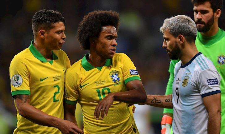 Brazil tổn thất nghiêm trọng trước chung kết Copa America