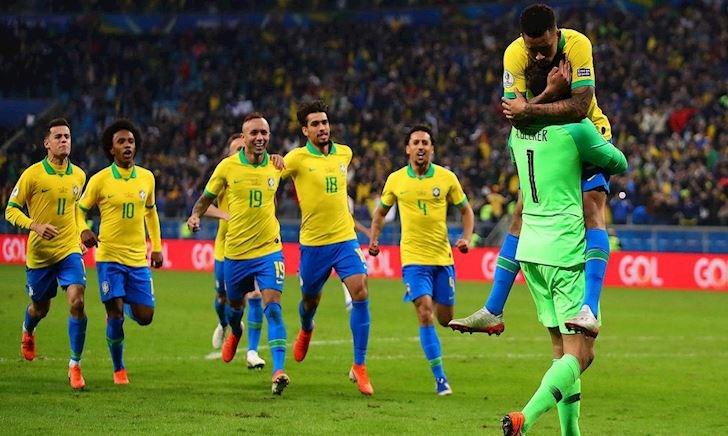 Chung kết Copa America 2019, Brazil - Peru: Nỗi niềm bàn tay nhỏ