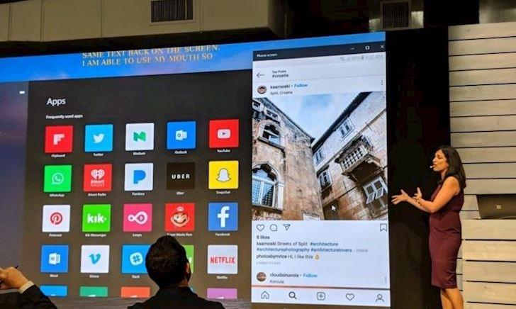 Vài điều hay ho về ứng dụng Microsoft Your Phone