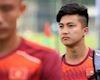 Danh sách U23 Việt Nam chính thức: Thay Quang Hải bằng Martin Lo