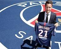 Ander Herrera CHÍNH THỨC ký hợp đồng PSG, lương thưởng gây sốc