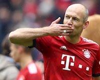 Từ chối nhiều lời mời, Robben chính thức giải nghệ