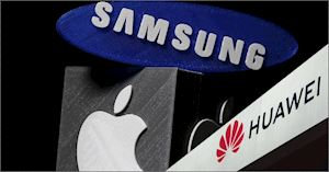Ngộ đời: Huawei bị cấm khiến Samsung lỗ và Apple phải đền bù