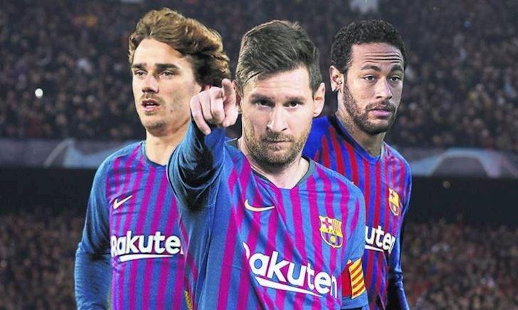 Hạ giá hàng tồn, Barca đẩy nhanh vụ Neymar - Griezmann