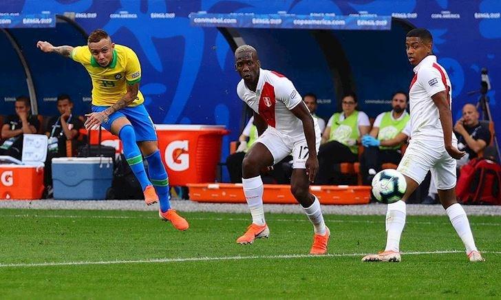 Lịch sử đối đầu Brazil vs Peru: Xứ Samba mở hội
