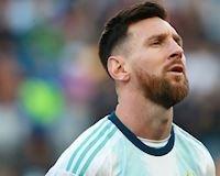 Chửi không nể nang ai, Messi sắp bị treo giò 2 năm