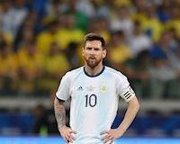 Đội hình tiêu biểu Copa America 2019: Messi, Jesus bật bãi