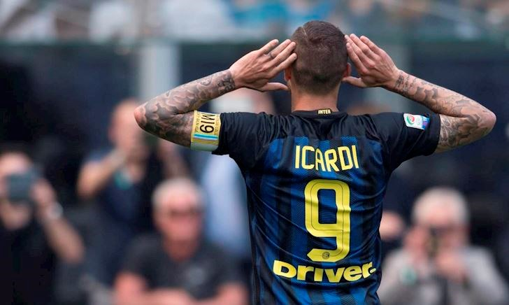 Mauro Icardi nhập cuộc, vụ Romelu Lukaku rời MU có biến lớn
