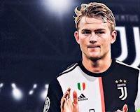 PSG 'buông súng', Juventus đếm ngày đón De Ligt