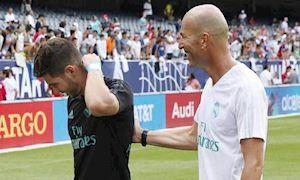 Zidane đẩy con trai rời Real, sang đá cho đội hạng Nhì