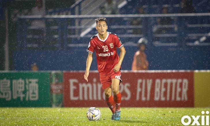 Tô Văn Vũ: 'Bình Dương còn cơ hội lớn để đánh bại Hà Nội FC'
