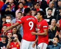 Trực tiếp Man Utd vs Chelsea (4-0): Song sát Rashford - Martial lập công
