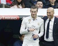 Real xuống dốc thảm hại, Zidane đổi giọng cầu cứu Bale