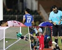 Video clip: Xui như Lampard, Sài Gòn FC bị từ chối bàn thắng hợp lệ