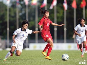 Giải bóng đá nữ vô địch Đông Nam Á: Tuyển nữ Việt Nam quyết hạ bệ Thái Lan