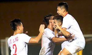 Video clip: U18 Việt Nam 'hạ đẹp' U18 Singapore, rộng cửa đi tiếp