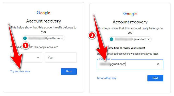 Cach xu ly don gian khi lo quen mat khau Gmail 6