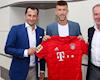 Chính thức: Bayern công bố vụ Ivan Perisic