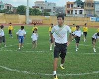 Đội Thanh Hóa có HLV trưởng trẻ nhất lịch sử V.League 2019