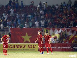 U18 Việt Nam lập hat-trick 'loại từ vòng gửi xe'?