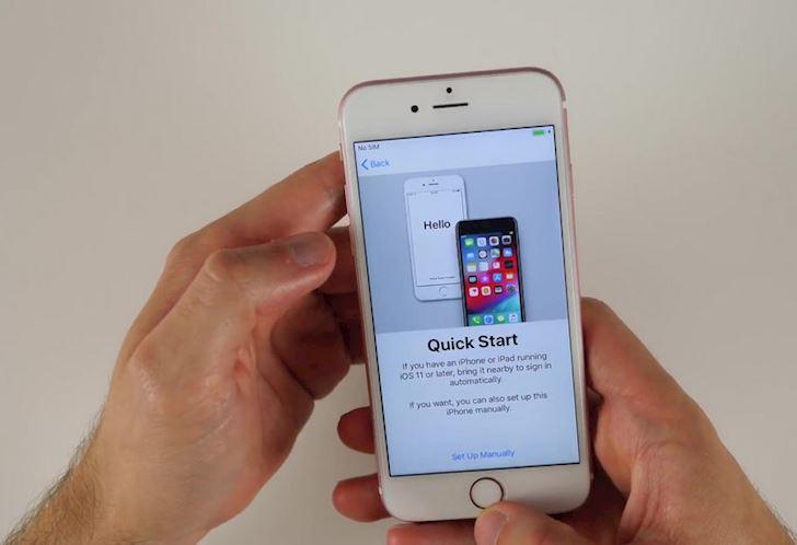 Cach ha cap iOS 13 beta xuong iOS 12 khong lam mat du lieu 15