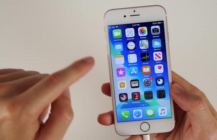 Cach ha cap iOS 13 beta xuong iOS 12 khong lam mat du lieu 20