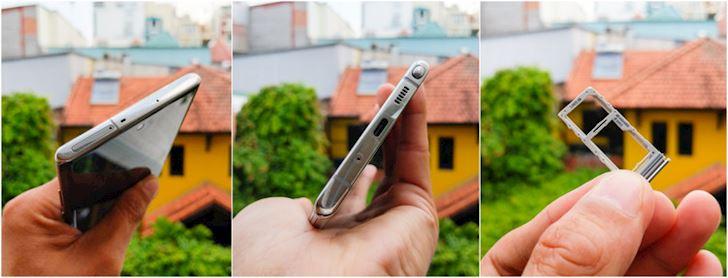 Mo hop Samsung Note 10 chinh hang Dep khong ty vet 11
