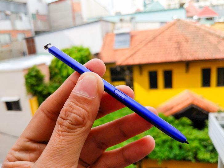 Mo hop Samsung Note 10 chinh hang Dep khong ty vet 12