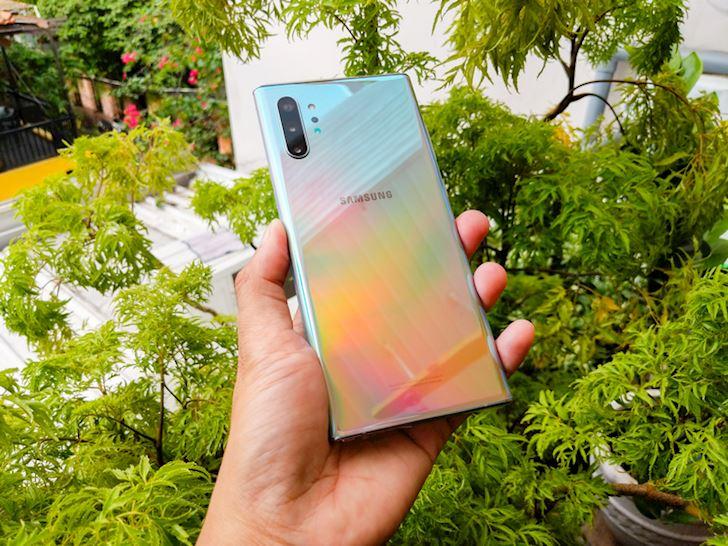 Mo hop Samsung Note 10 chinh hang Dep khong ty vet 7