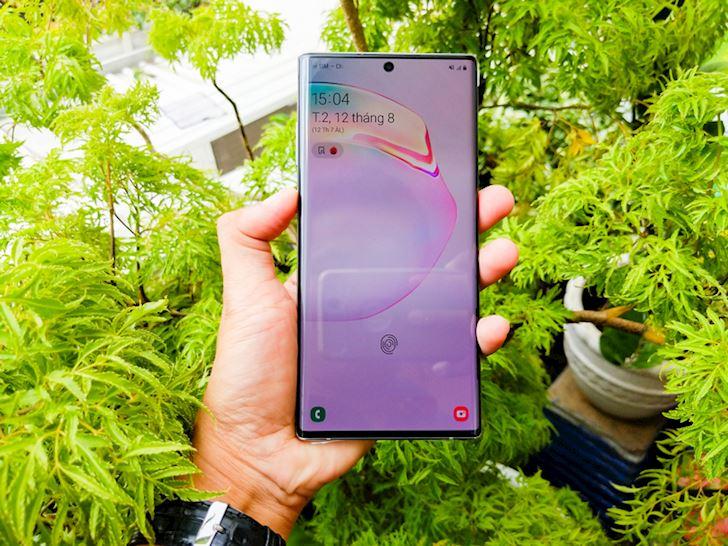 Mo hop Samsung Note 10 chinh hang Dep khong ty vet 8