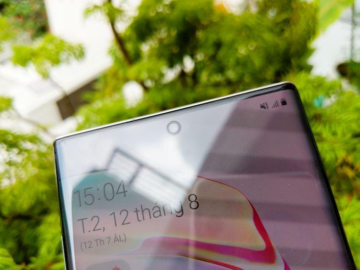 Mo hop Samsung Note 10 chinh hang Dep khong ty vet 9