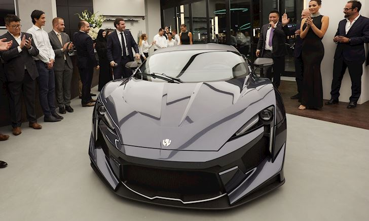 sieu xe Fenyr SuperSport Launch Edition 1