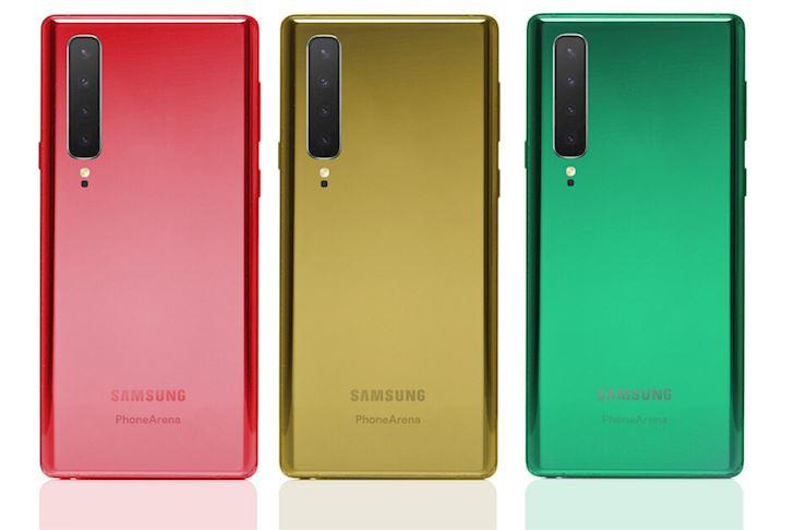 Xem qua nhung tin don ve Galaxy Note 11 moi thay Note 10 cha la gi ca4