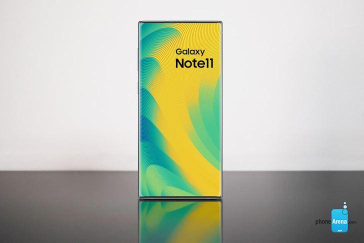 Xem qua nhung tin don ve Galaxy Note 11 moi thay Note 10 cha la gi ca1