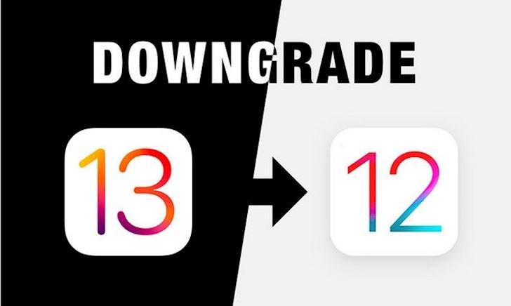 Cách hạ cấp iOS 13 beta xuống iOS 12 không làm mất dữ liệu