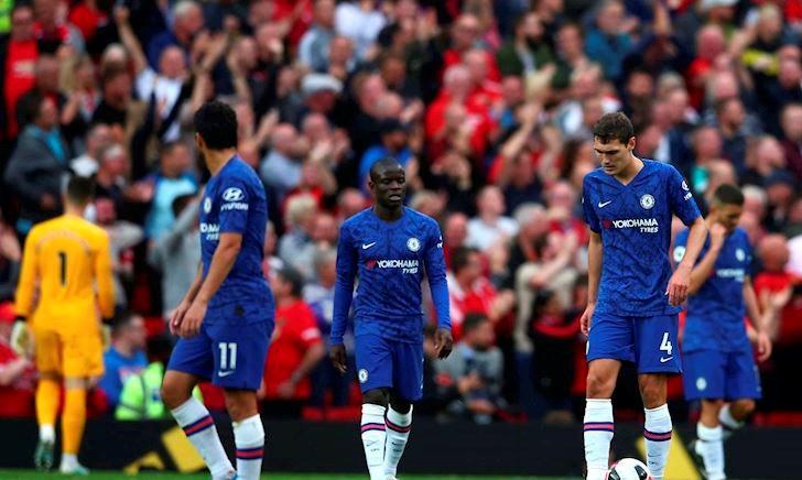 Chelsea có thống kê siêu buồn sau trận thua Liverpool