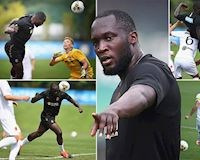 Romelu Lukaku đá đểu MU sau khi ghi 4 bàn trong một trận đấu