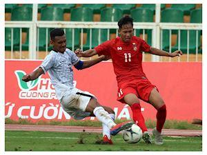 Link xem trực tiếp U18 Myanmar vs U18 Indonesia